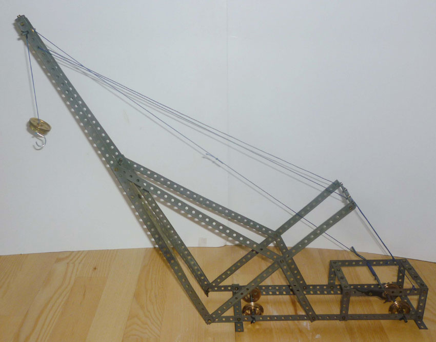 Travelling jib crane main picture