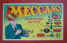 1954 Meccano accessory outfit 4a
