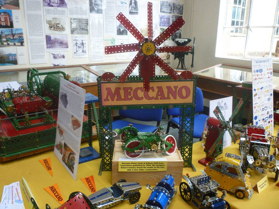 Museum of Power Meccano view 3
