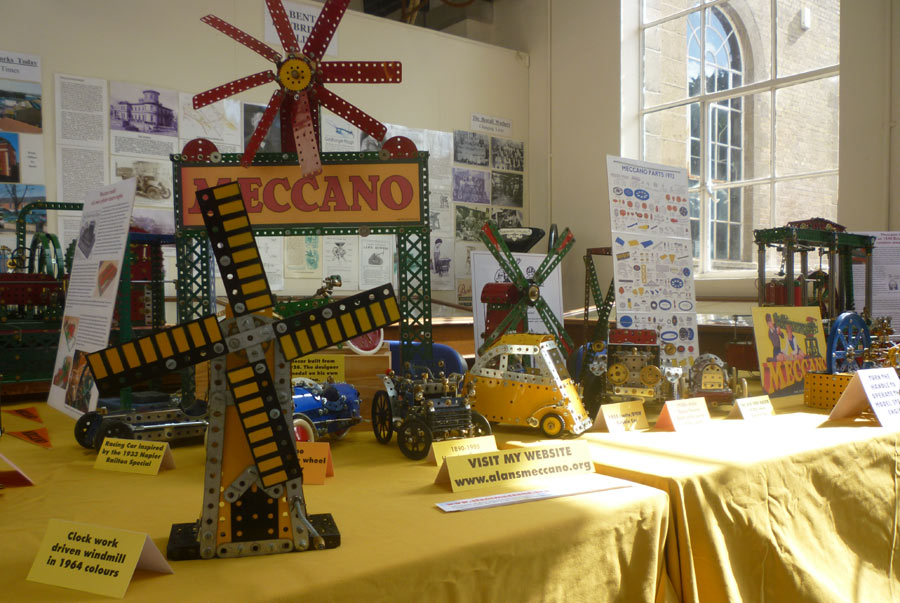Museum of Power Meccano view 2