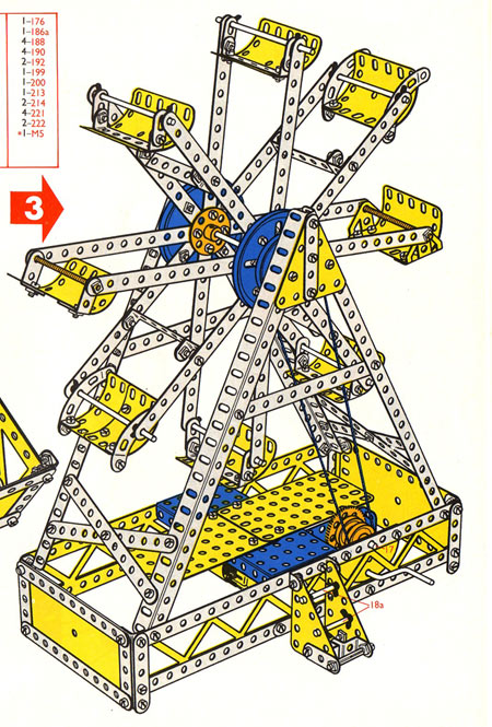 Big Wheel 1970 instructions