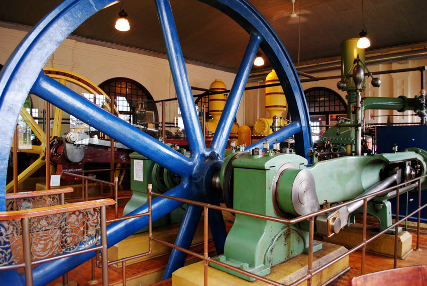 Corliss engine Kingston