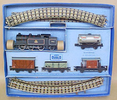 Hornby Dublo EDG 17 train set