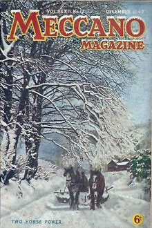 December 1947 front cover