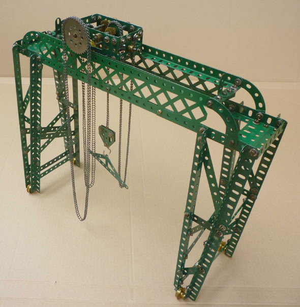 Hand Operated Gantry Crane