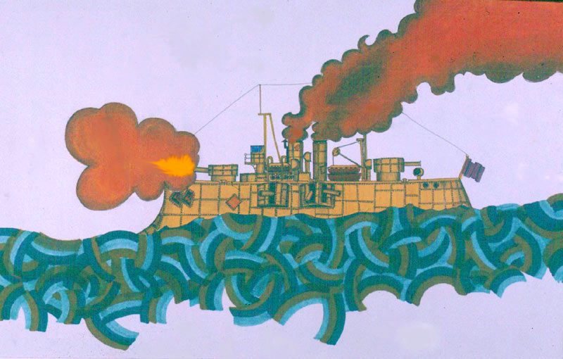Pop_Art_battleship