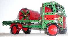 Meccano Heavy good lorry