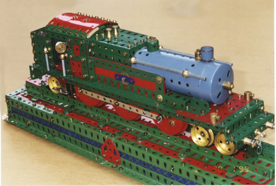 Graham's 4-6-2 Tank loco top