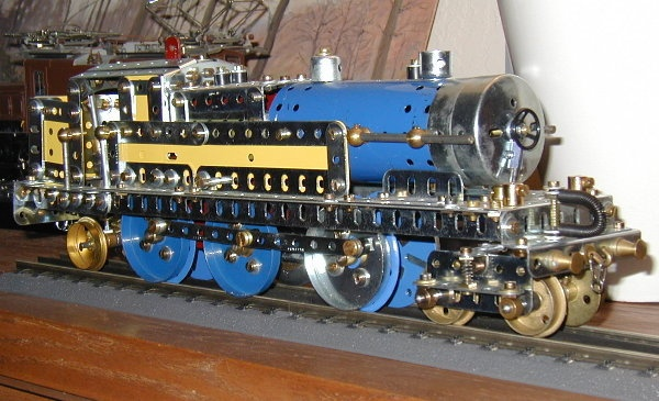 Jacques's 4-6-2 Tank loco top